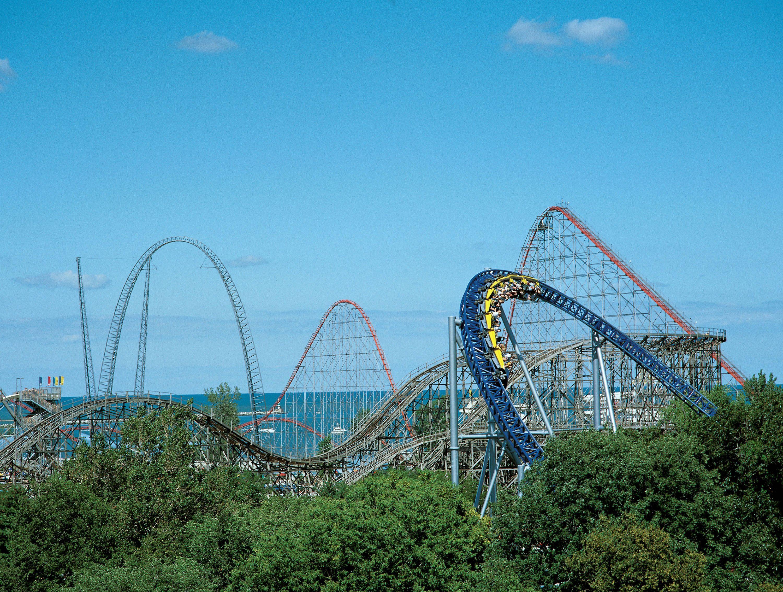 Restaurants Near Cedar Point Amusement Park