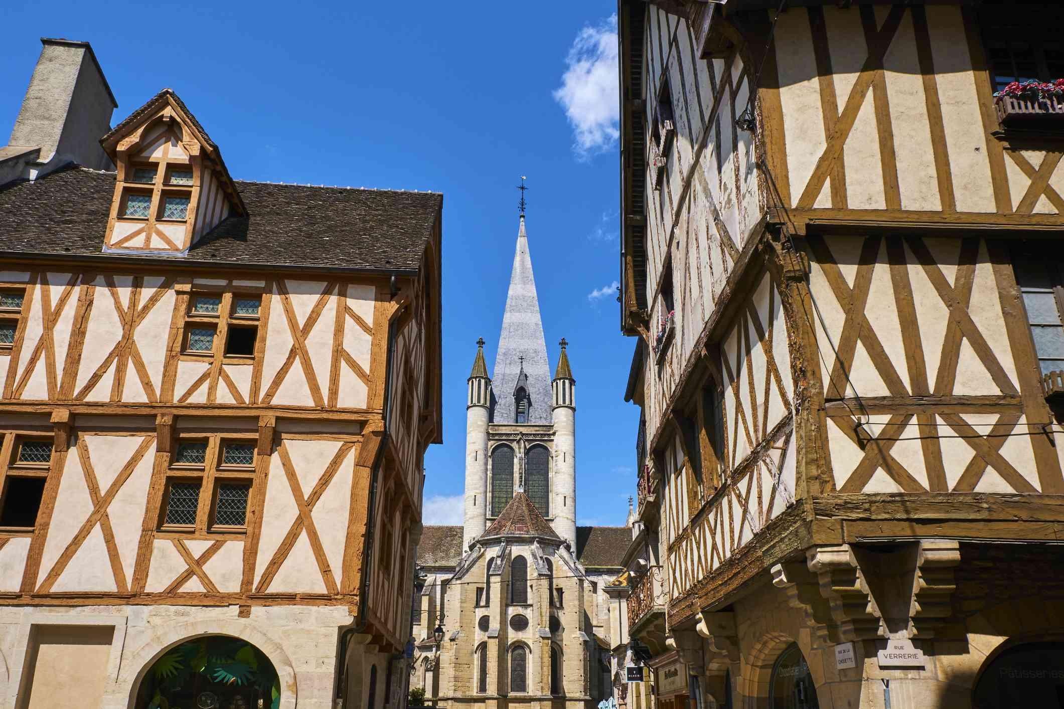 Dijon, France, Burgundy