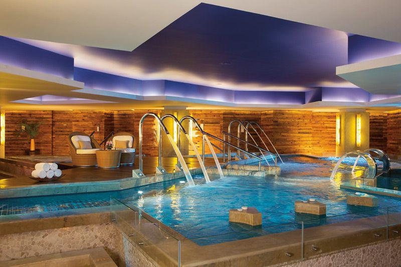 Hydrotherapy Circuit at Pevonia Spa, Secrets Resort Puerto Vallarta