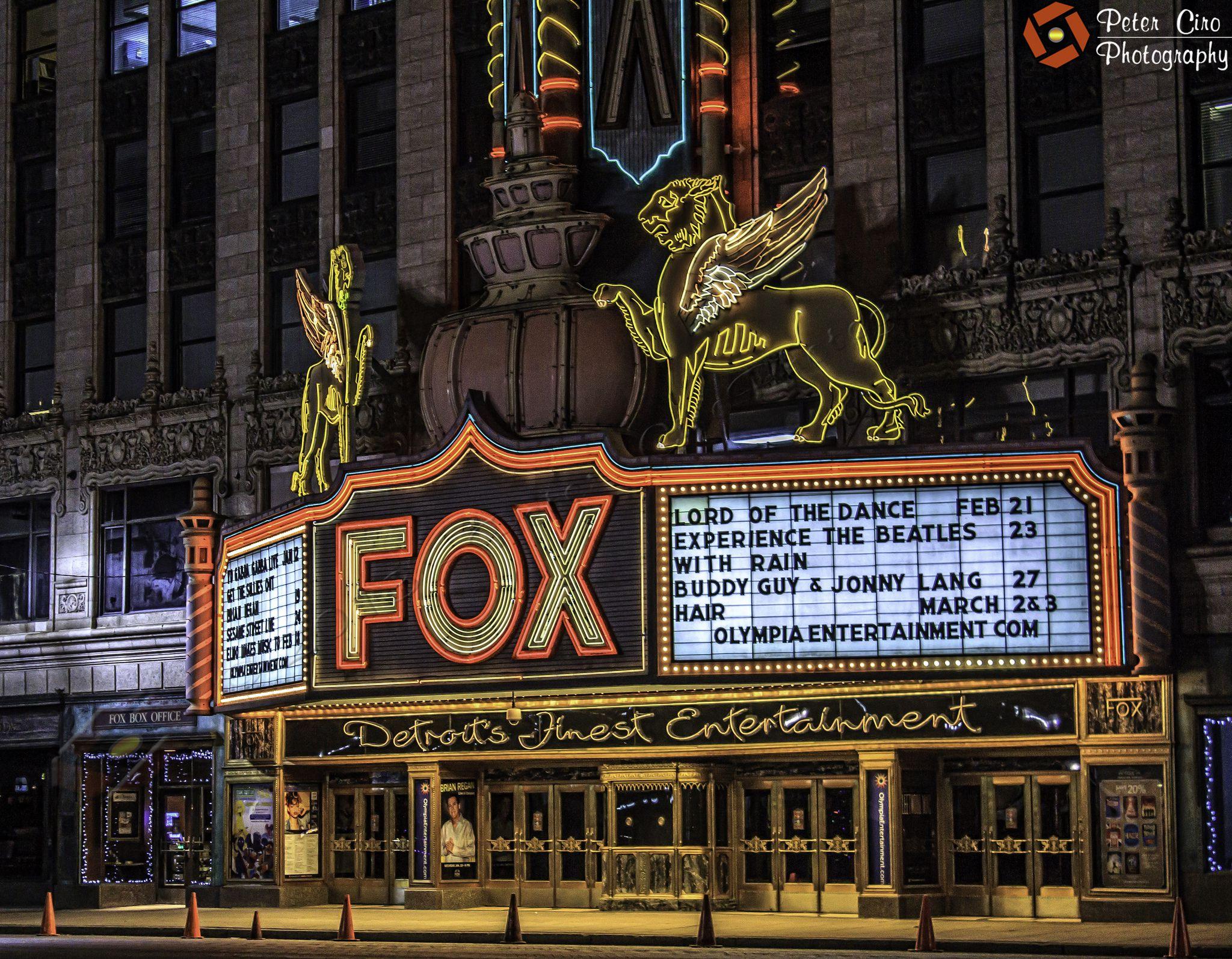 The Best Concert Venues in Detroit