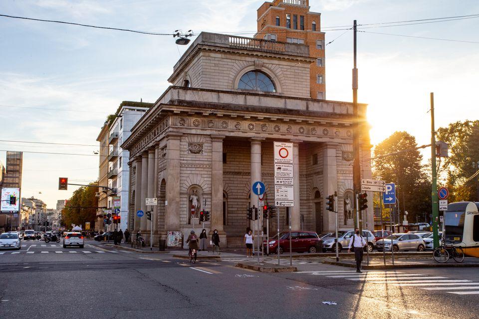 Porta Venezia, Milan