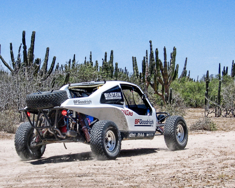 Baja 500 Off-Road Racing
