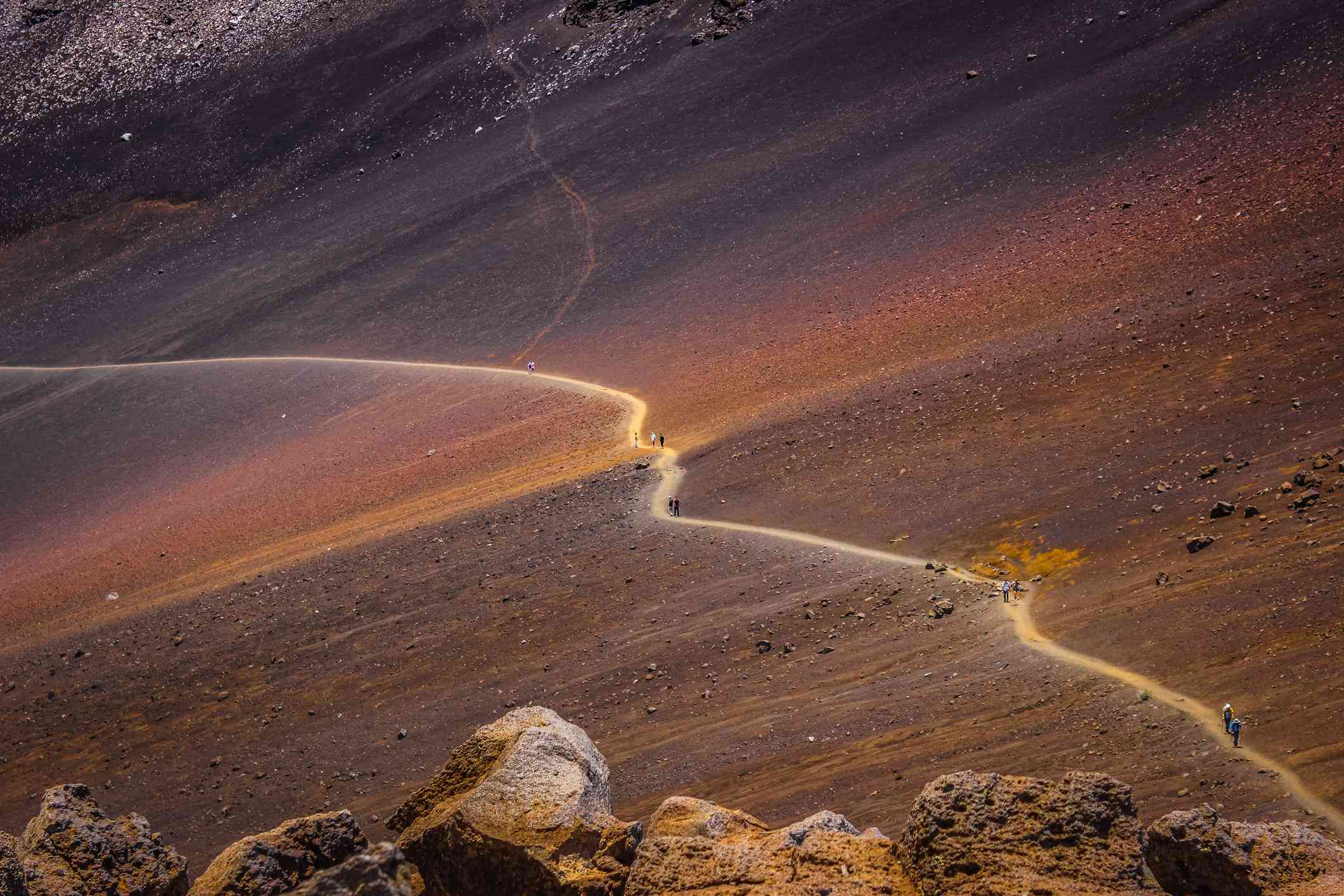 Haleakalā Crater Trail