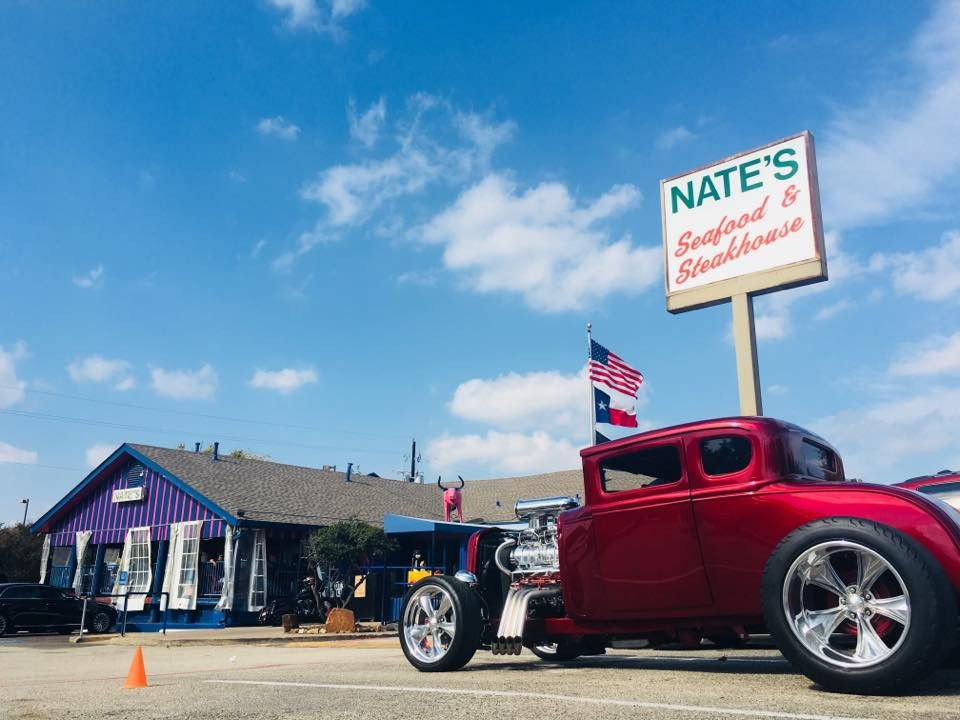 NATE'S SEAFOOD & STEAKHOUSE