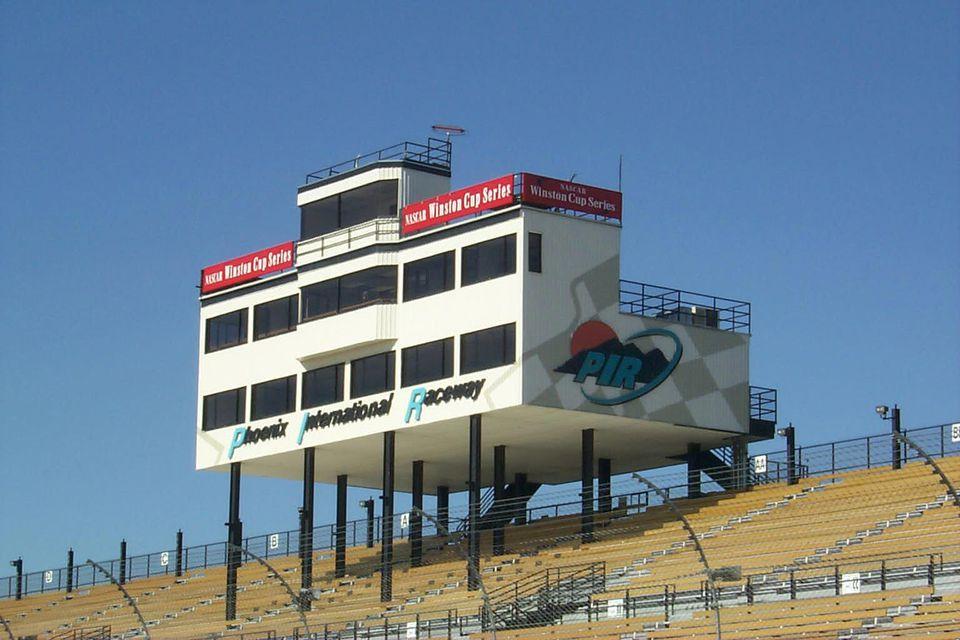 Phoenix International Raceway en Avondale, AZ