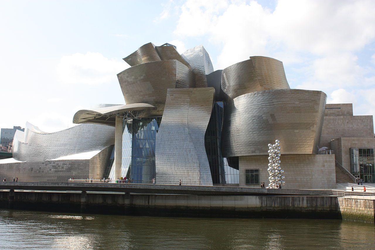 Guggenheim Museum, Bilbao, Biscay, Spain