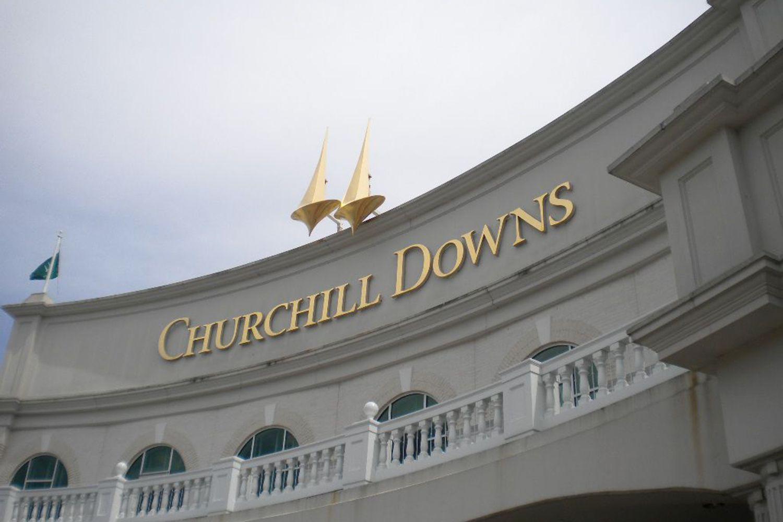 Churchill Downs in Louisville
