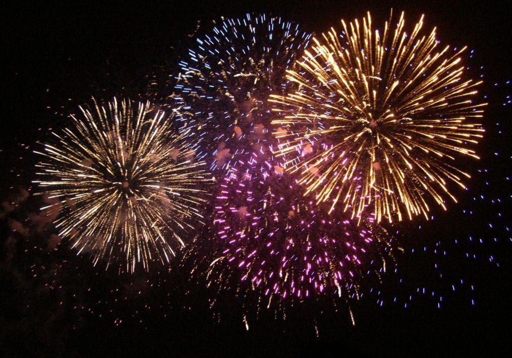 4 de julio Fireworks OKC