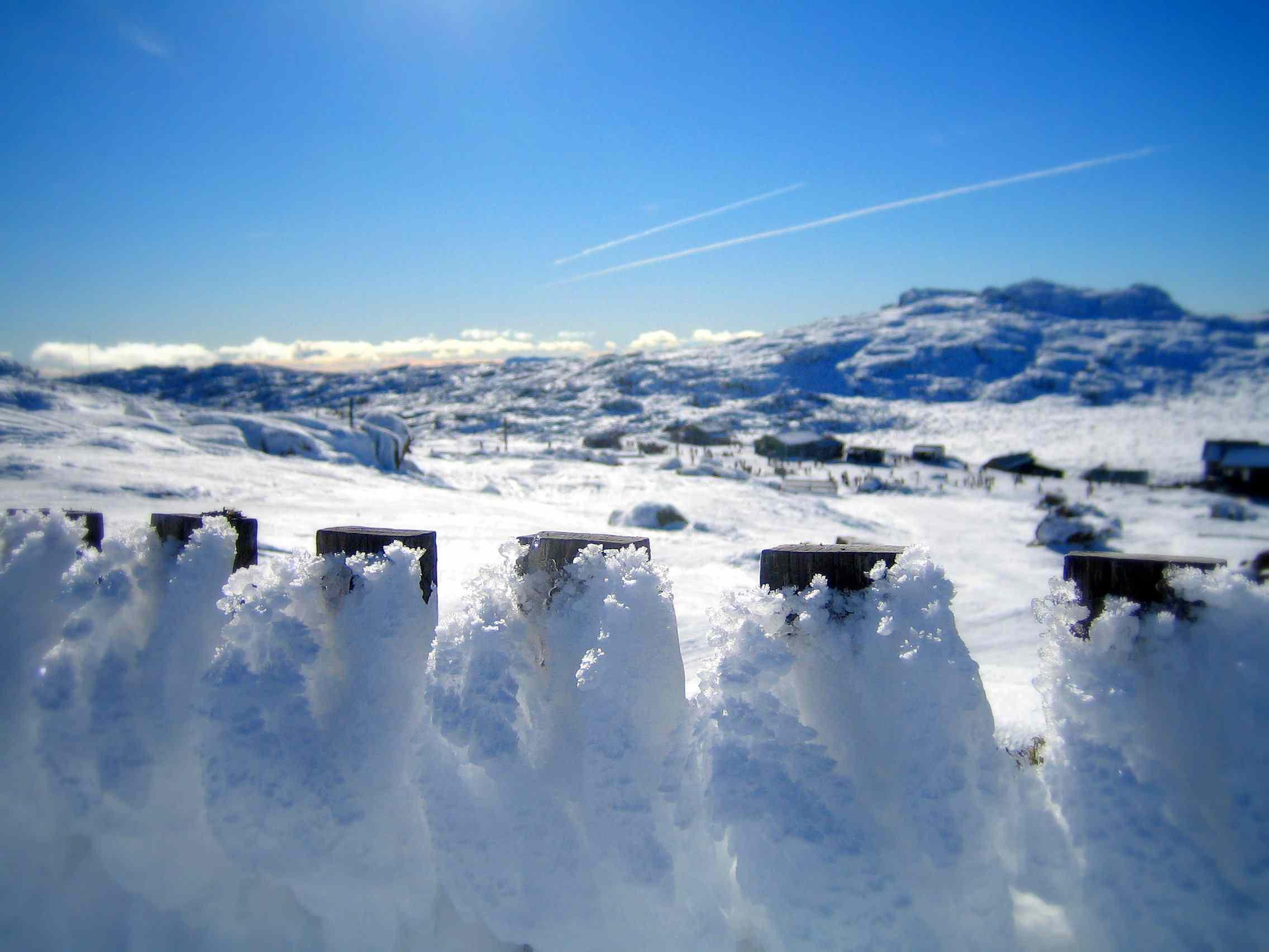 Campo de esquí Ben Lomond Tasmania