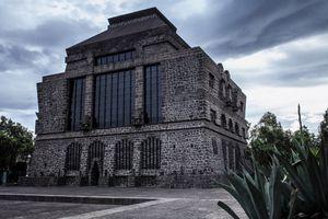 Anahuacalli Museum Mexico City