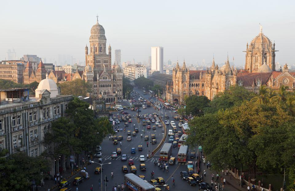 Victoria o Chhatrapati Shivaji Terminus, Mumbai