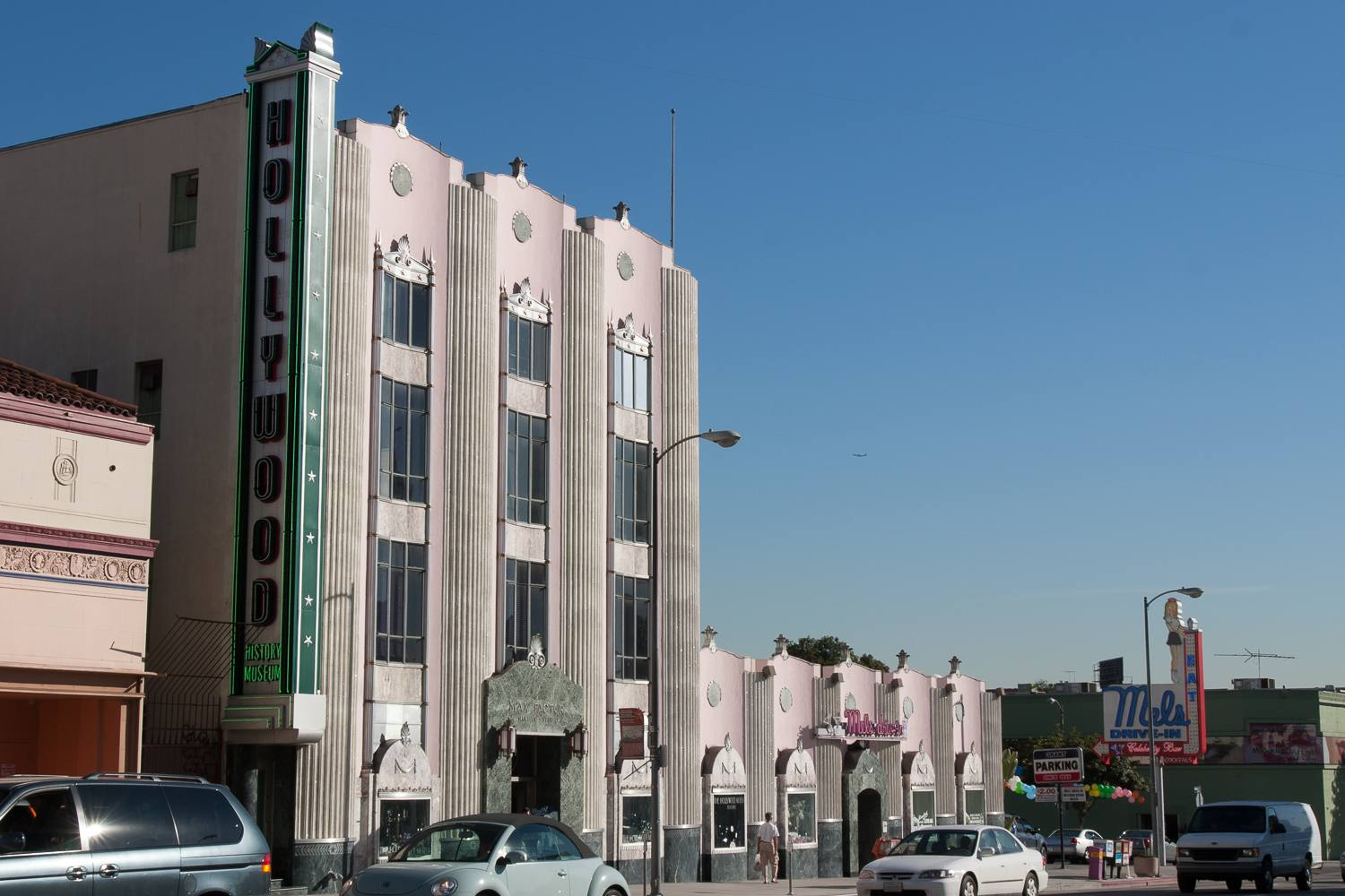 The Hollywood Museum in the Max Factor Building, Los Angeles