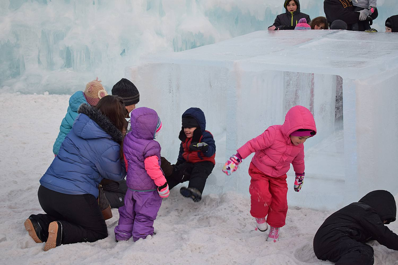 Ice Castle Kids