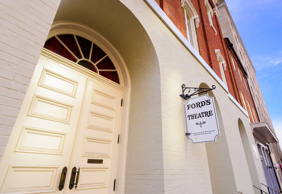 Ford's Theatre, Washington DC