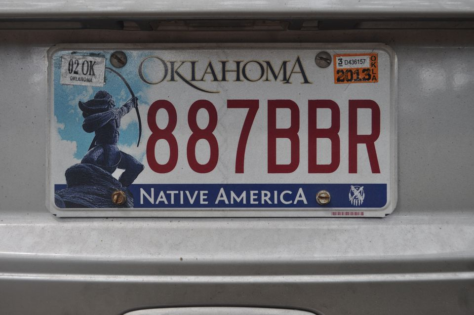 New Oklahoma License Plates 2020 Renewing Your Vehicle Tag in Oklahoma City