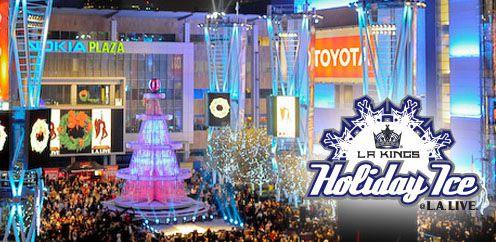 Holiday Ice at LA Live!