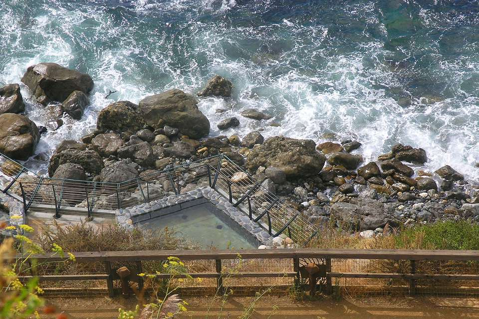 Esalen Hot Springs