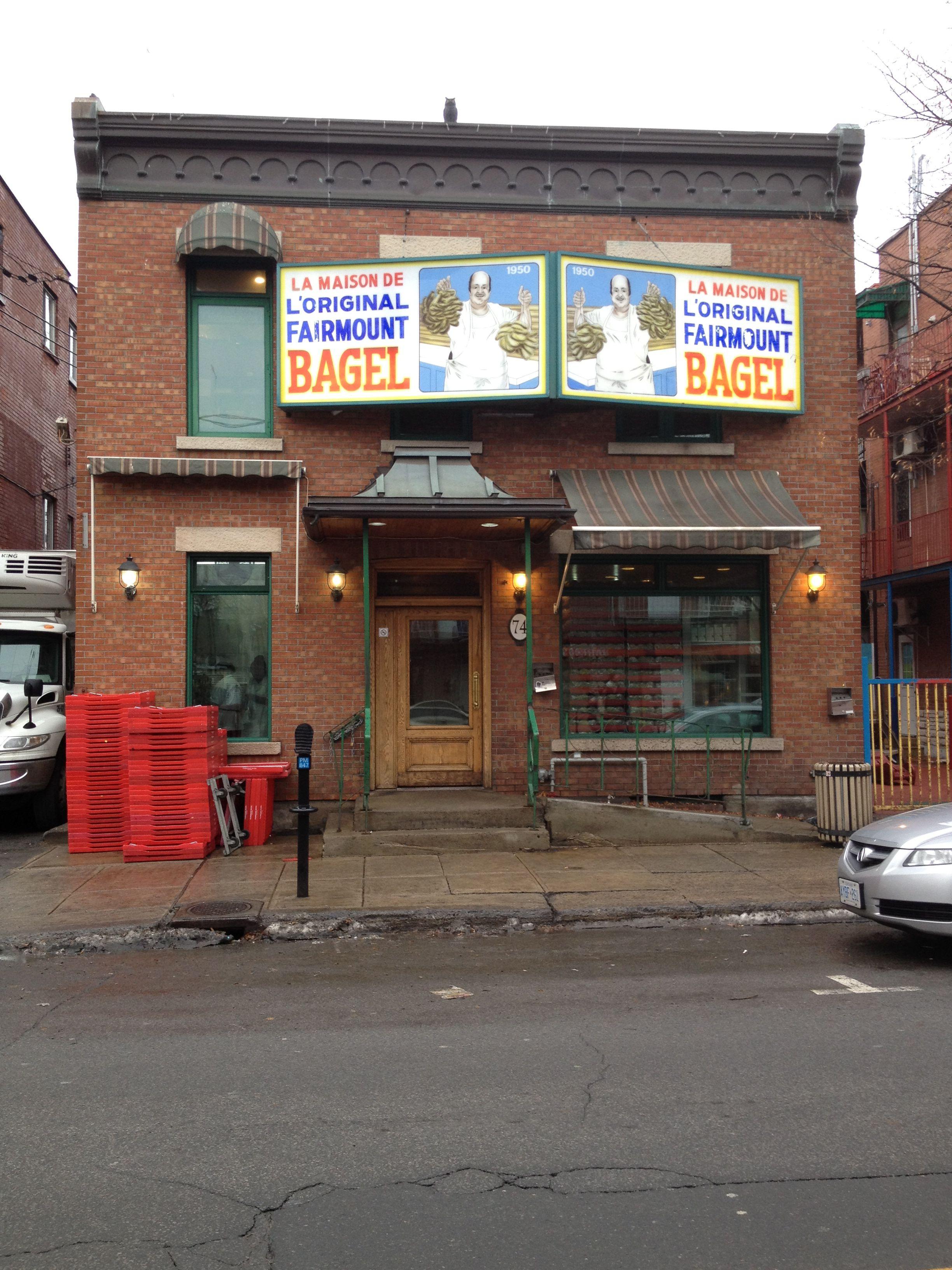 montreal bagel store