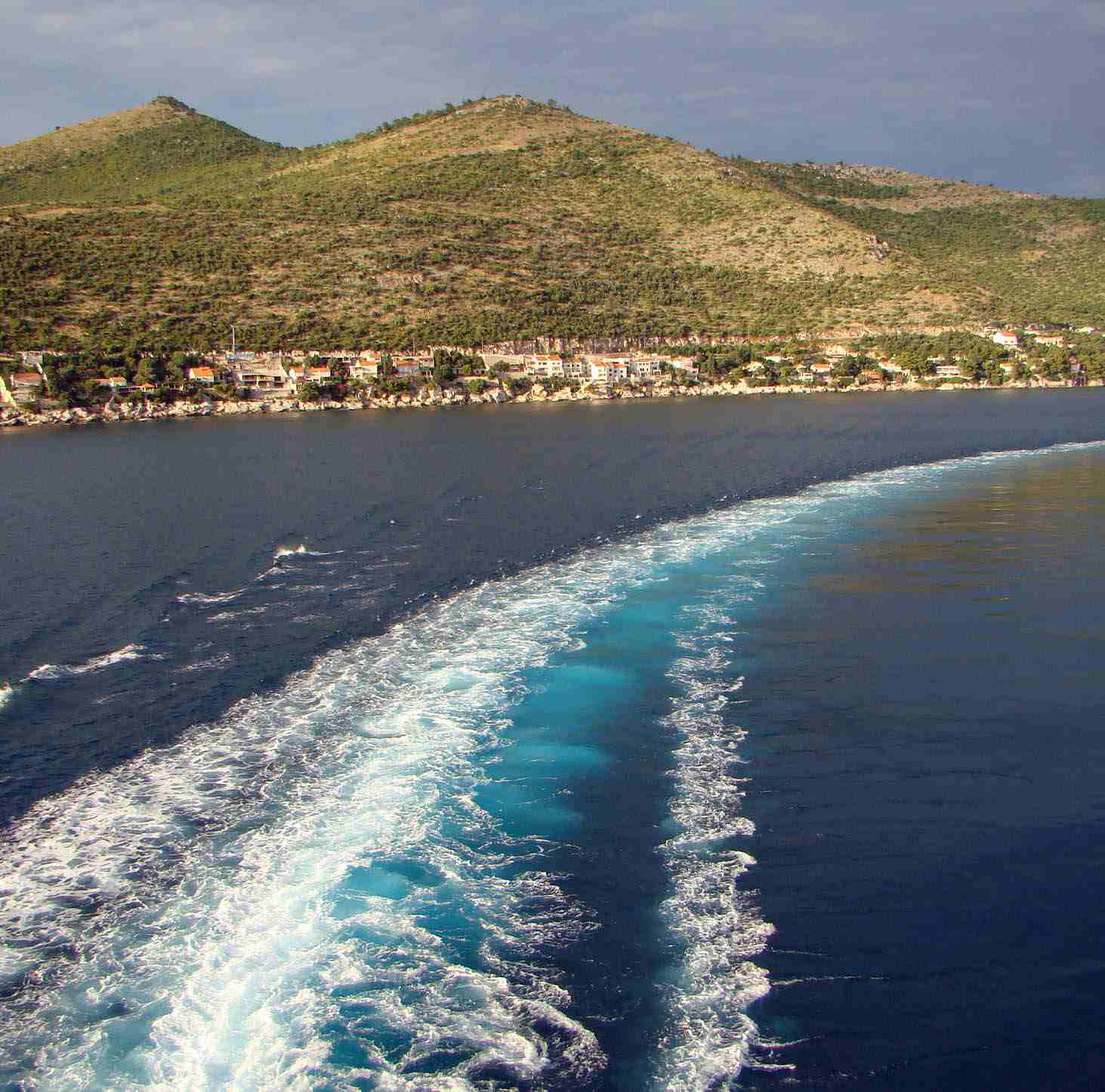 Repositioning cruises can save money on daily costs.