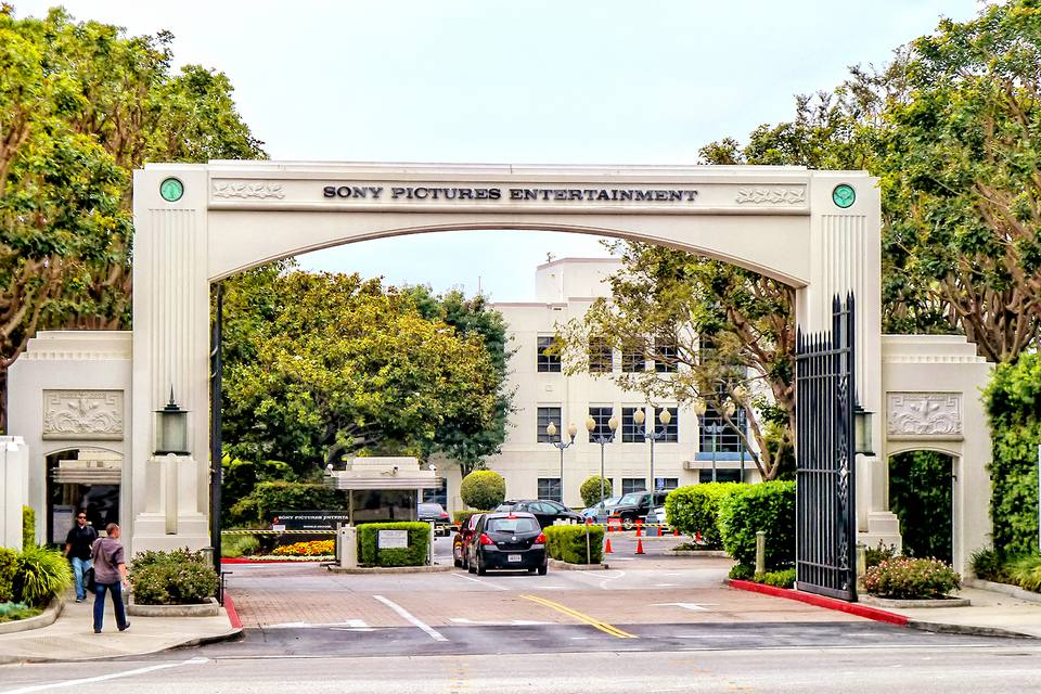 Sony Pictures Gate