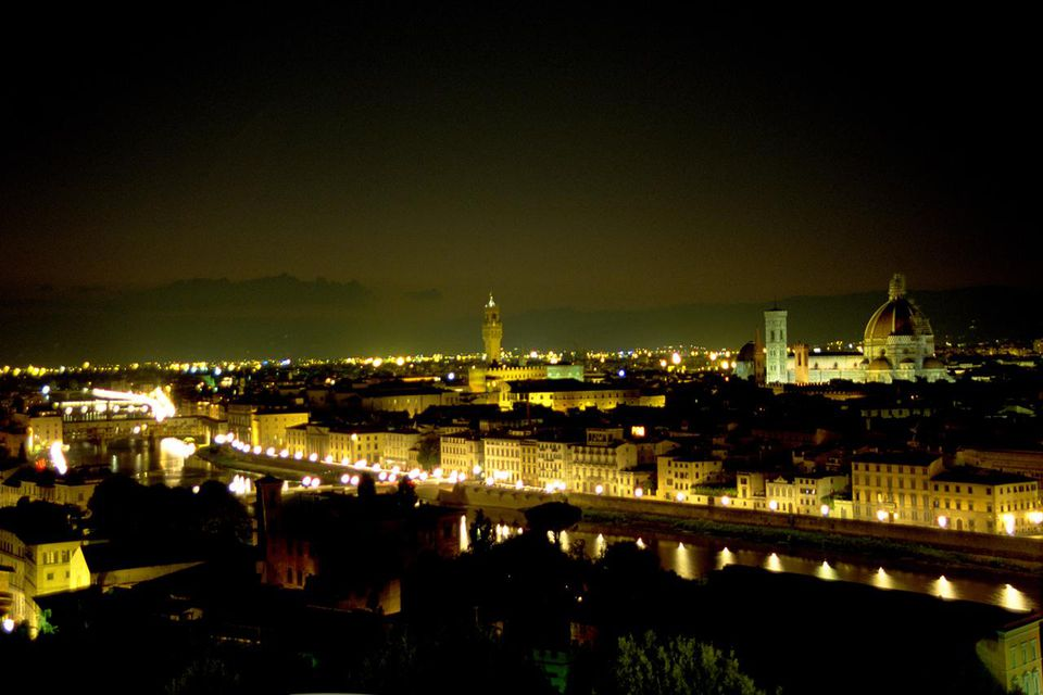 florence night photo