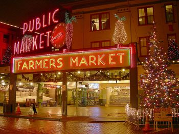 seattle christmas events - Christmas Activities In Seattle