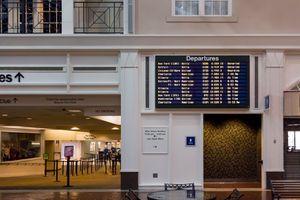 Savannah/Hilton Head International Airport: