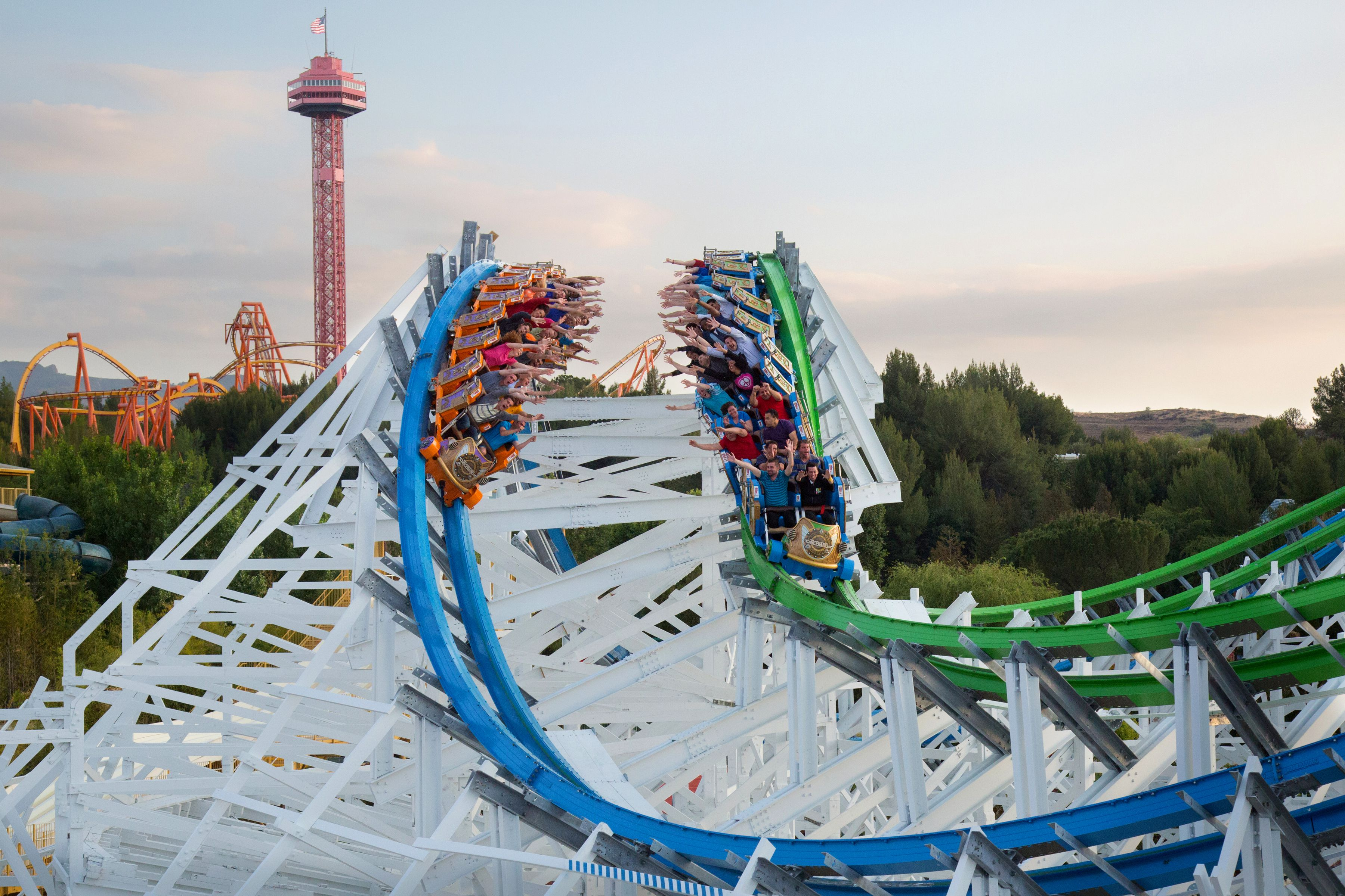 10 US Roller Coasters You Have to Ride