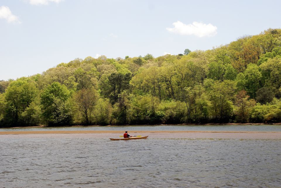 Chattahoochee River in Atlanta