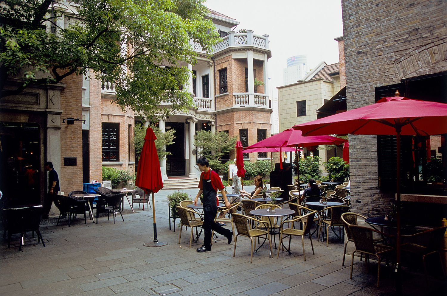 Shanghai's Best Cafés and Coffee Houses