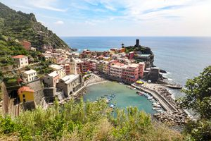 View of Cinque Terre