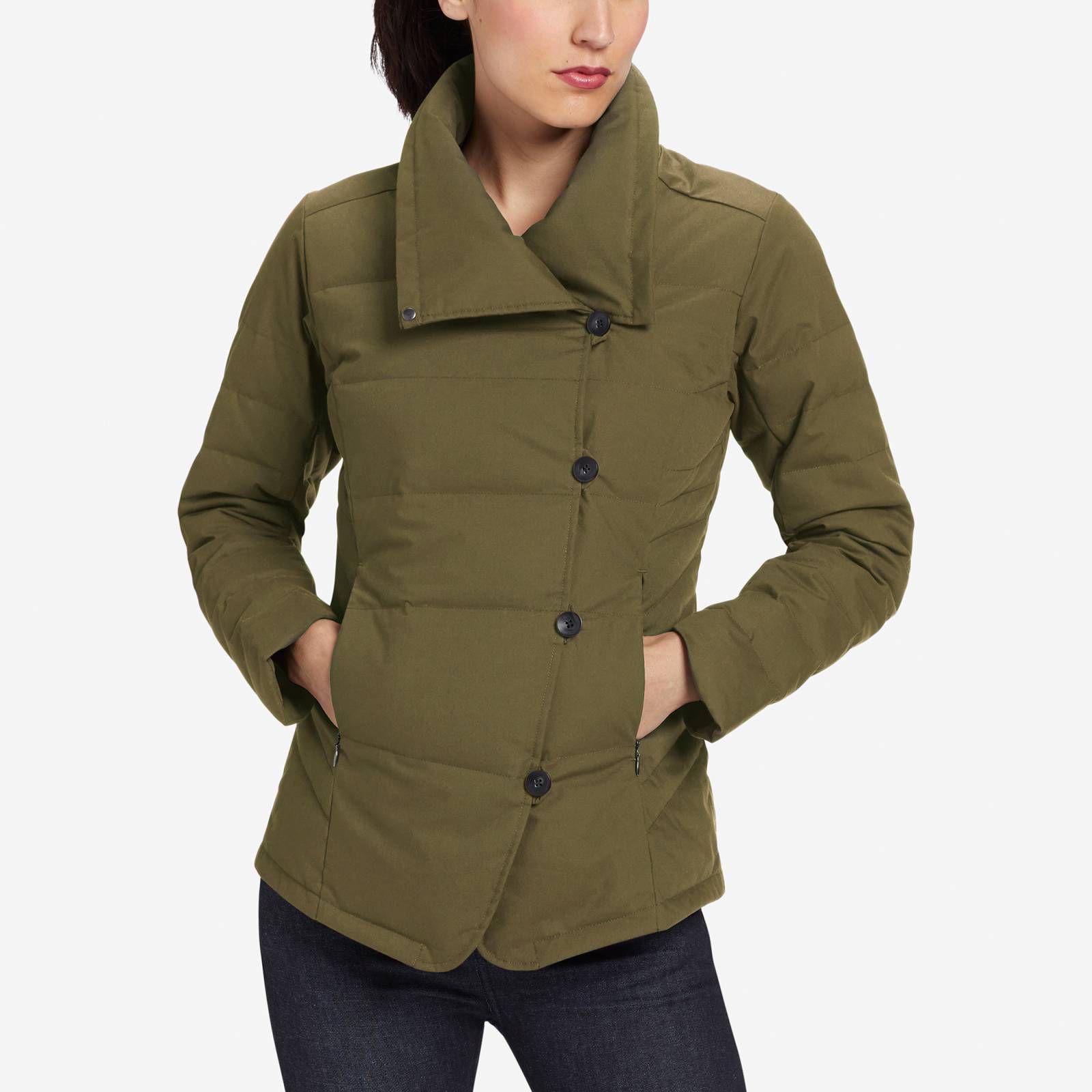 8fd0fe88d7a4f1 Best for Women  Nau Imperial Poplin Down Jacket