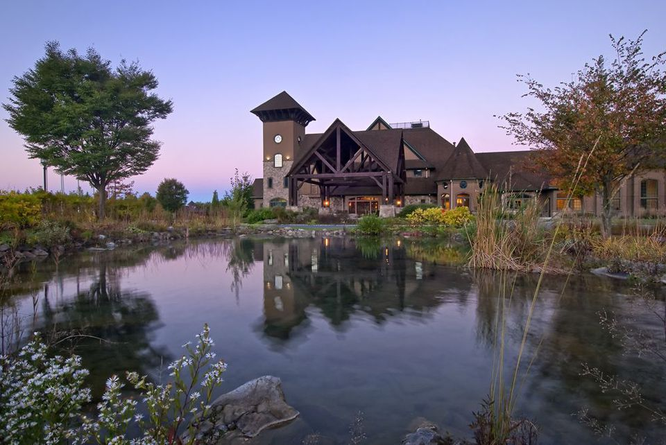 Crystal Springs Golf Resort en Nueva Jersey