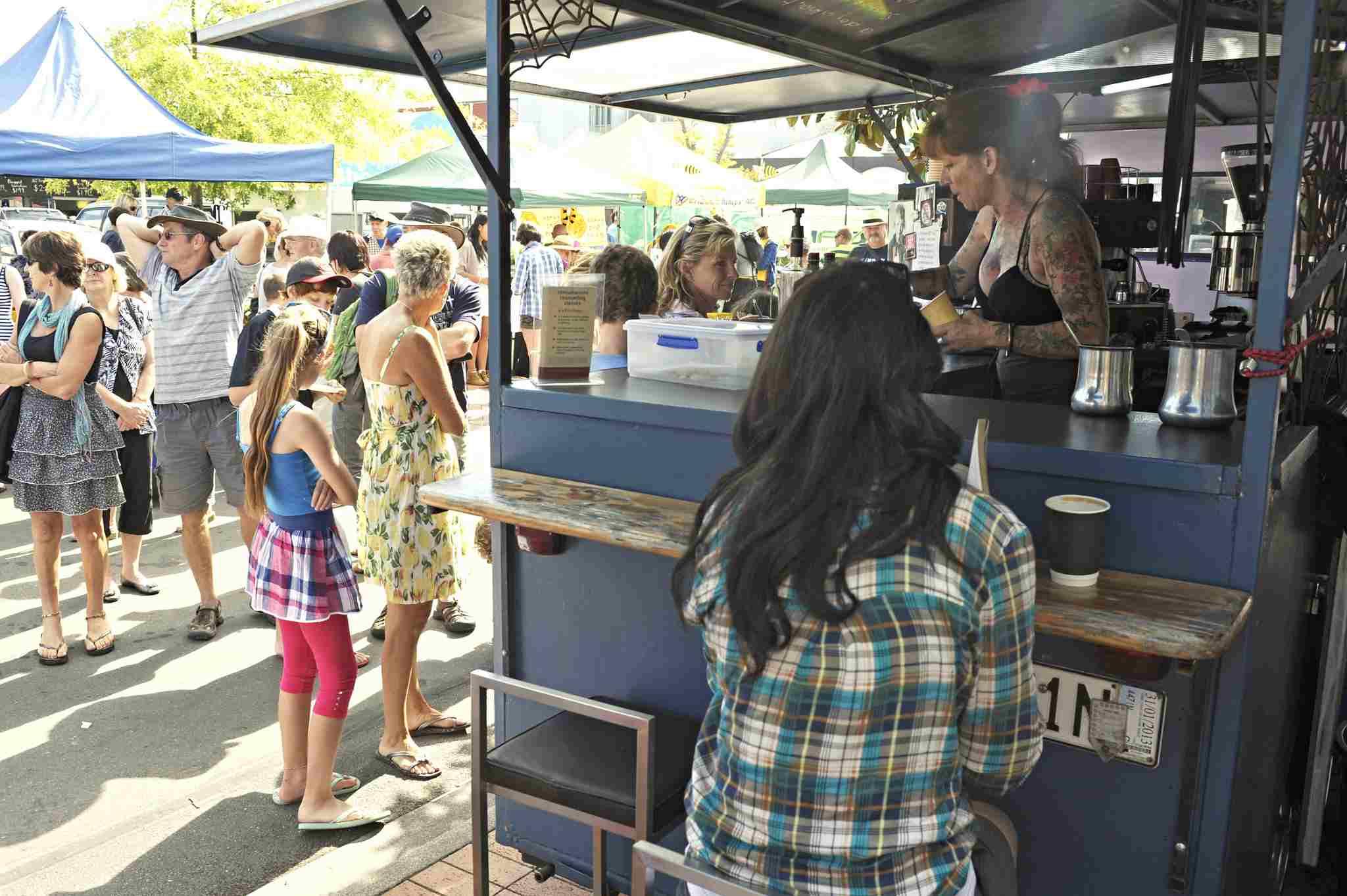 Nelson Weekend Market