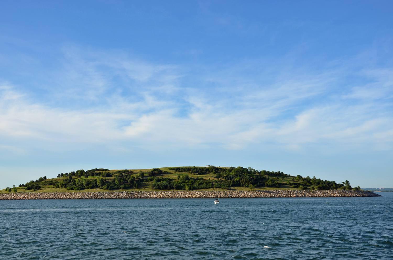 Islas del puerto de Boston