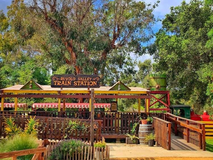 El Dorado Frontier California theme park