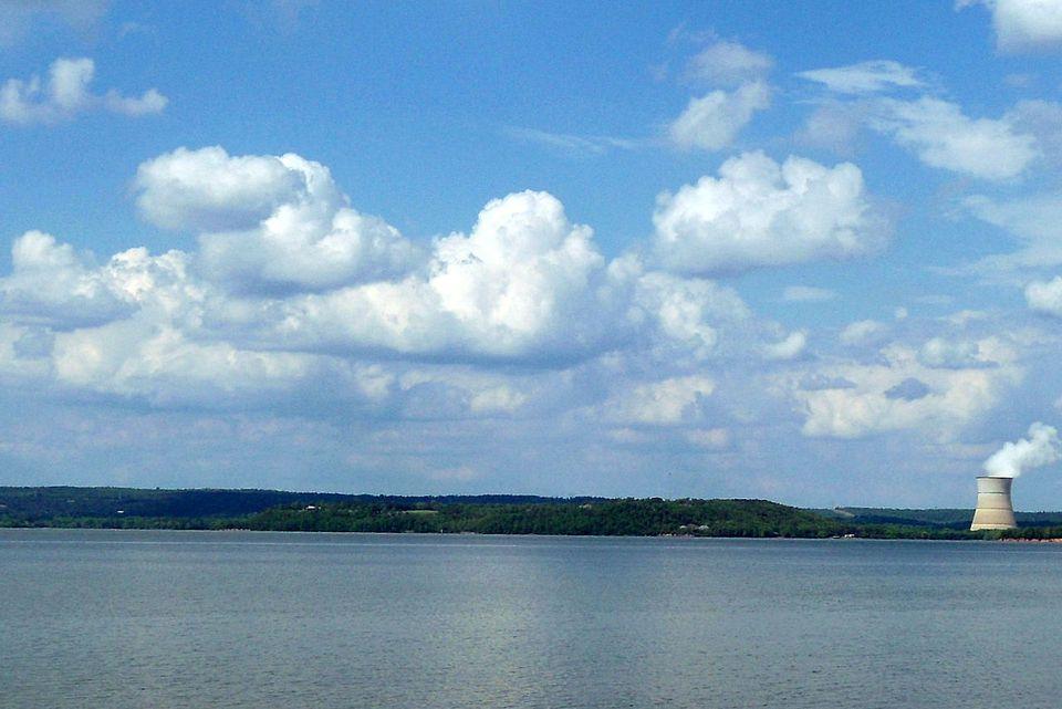 Lake Dardanelle in Arkansas