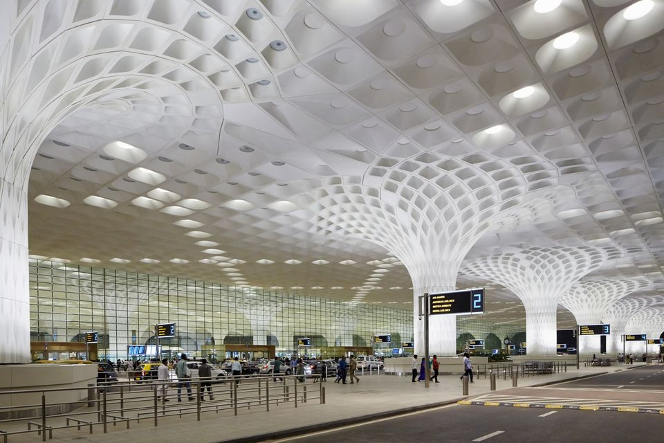 Mumbai airport new Terminal 2.