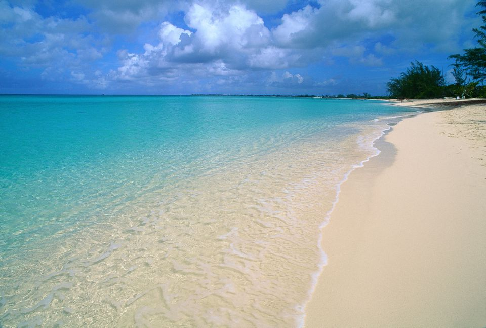 top 20 beaches in the caribbean