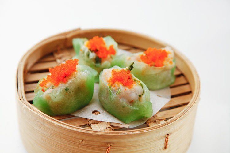 dim sum from Ping's Seafood