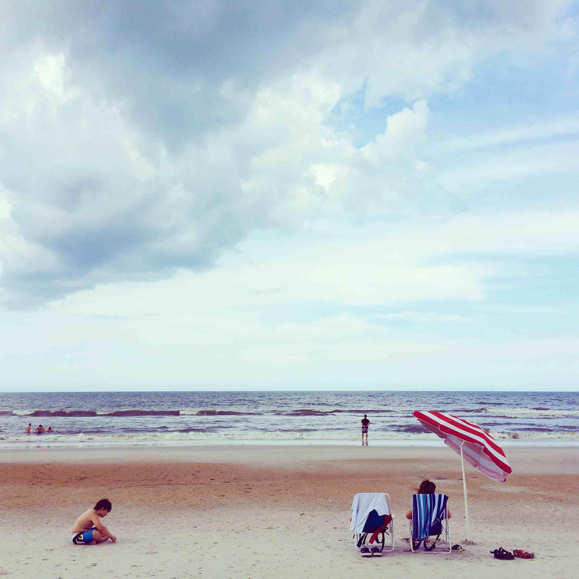 Beach in St. Augustine