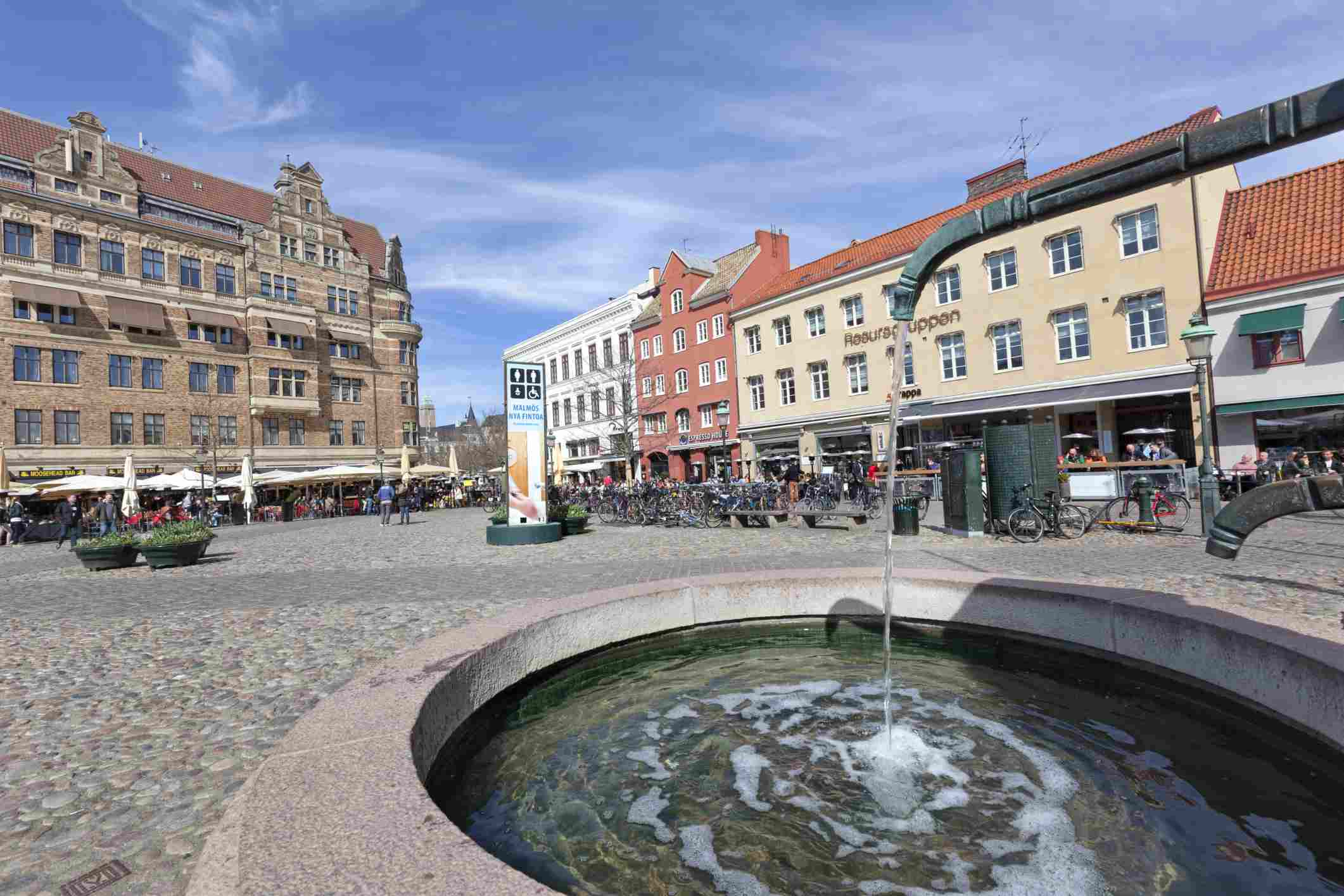 The best attractions in malmo sweden lilla torg malmo sweden publicscrutiny Choice Image