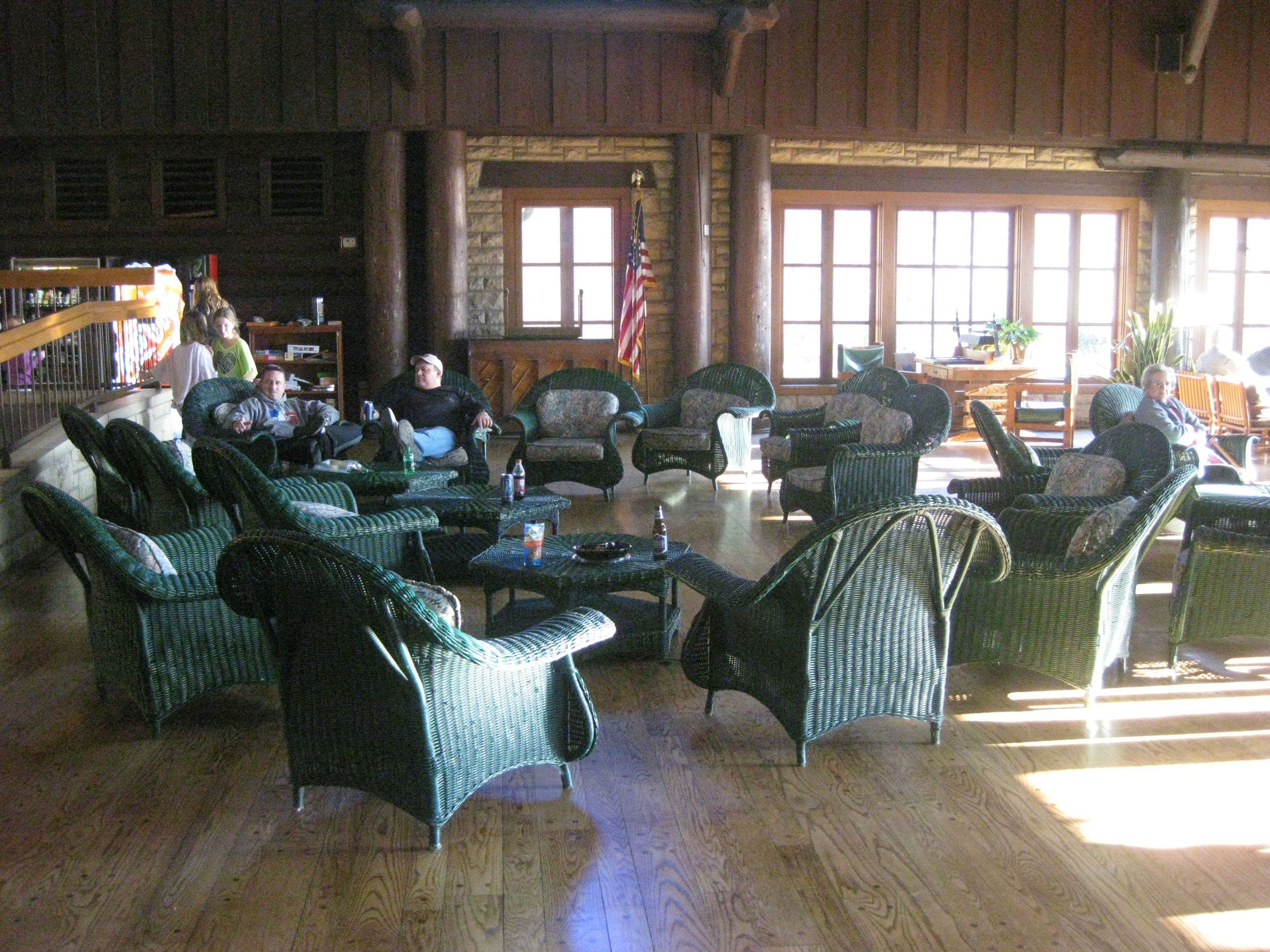 Lodge at Pere Marquette State Park