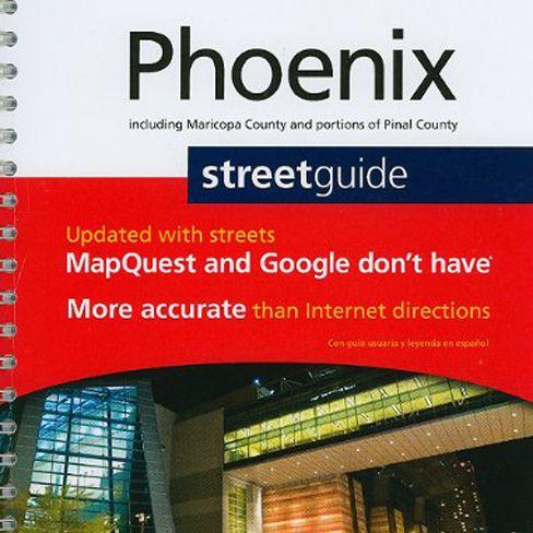 Mapas de las calles de Phoenix
