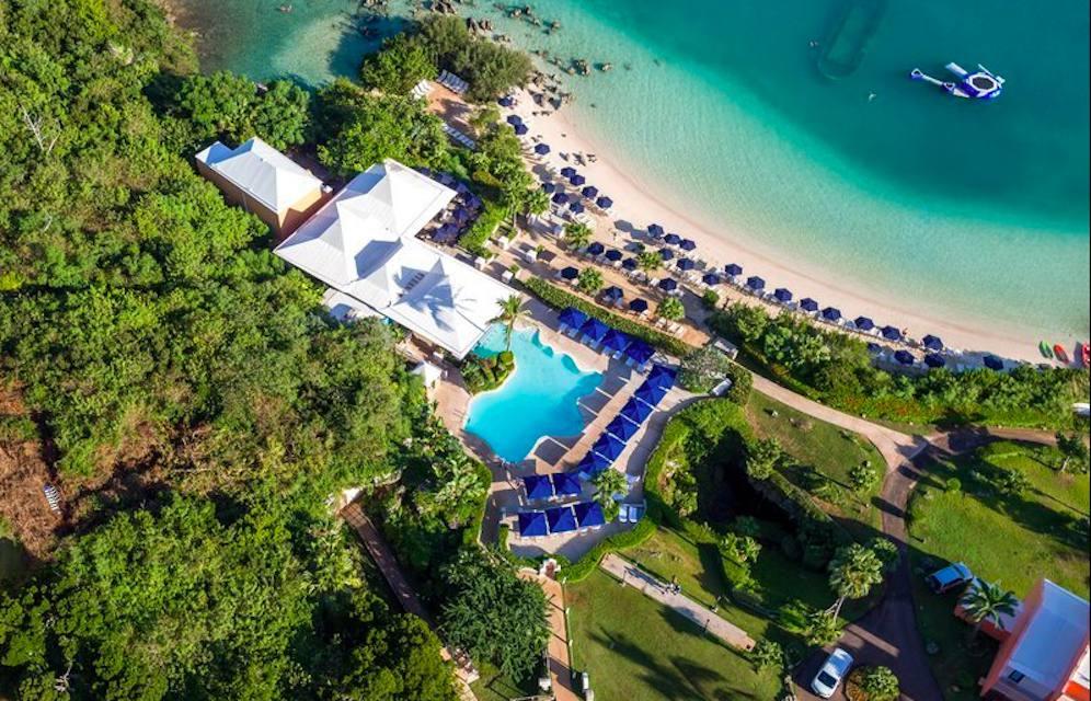 Grotto Bay Beach Resort and Spa