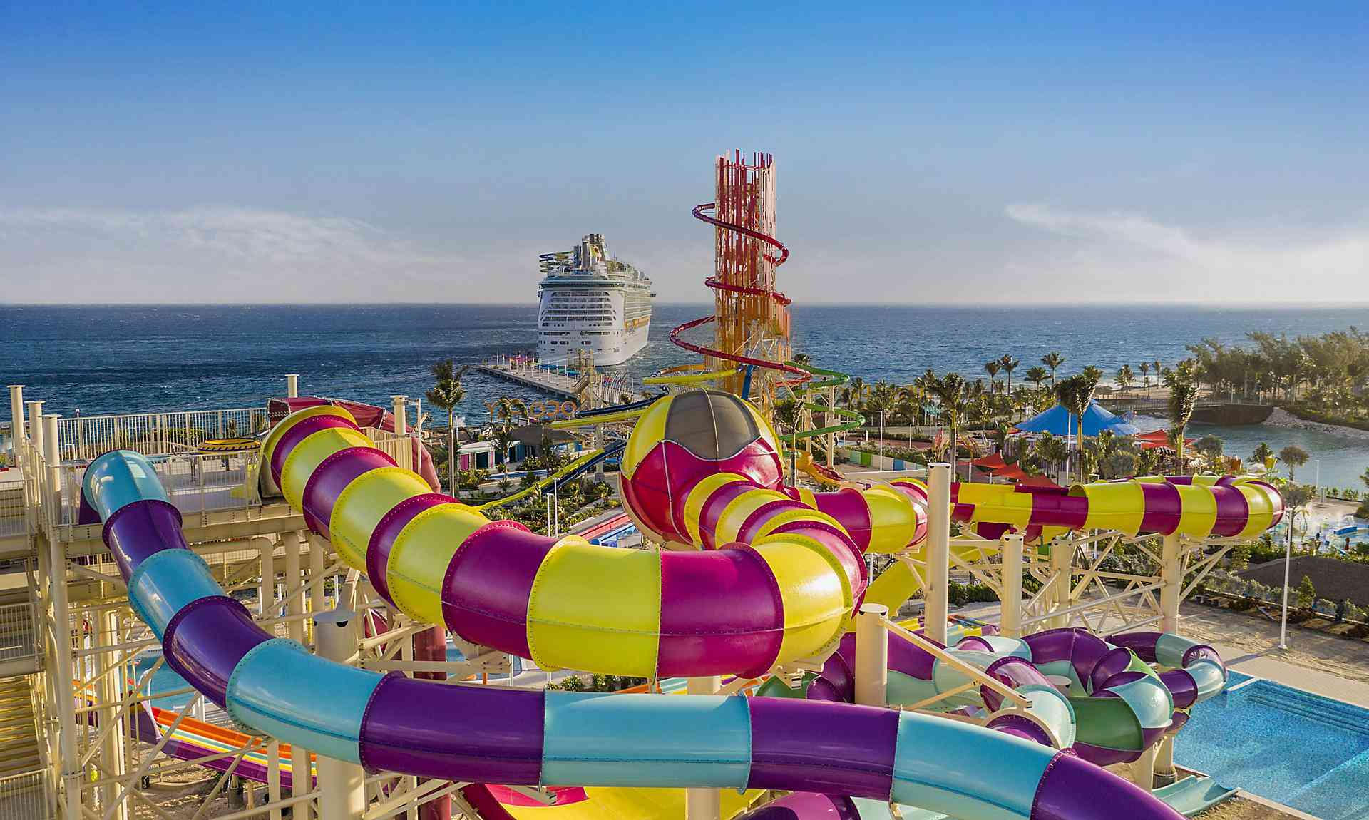 Perfect Day at CocoCay water park