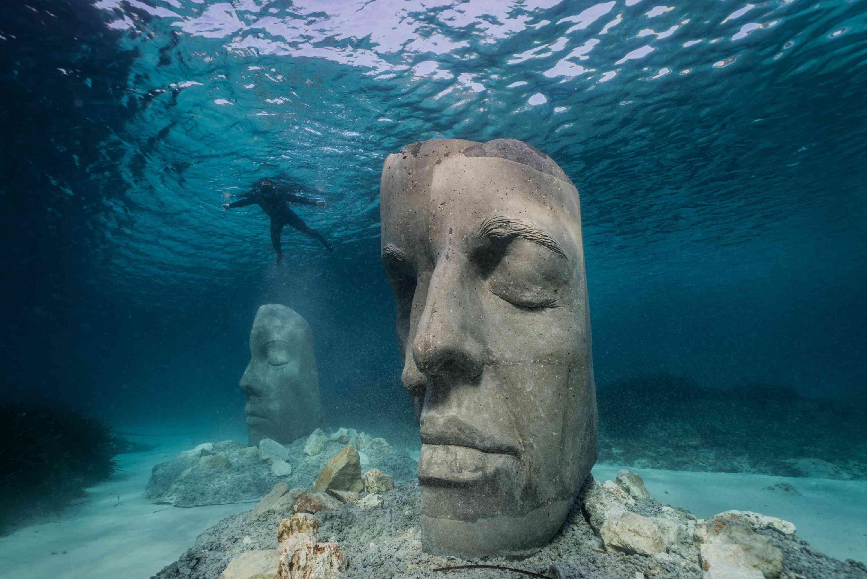 Cannes Underwater Museum