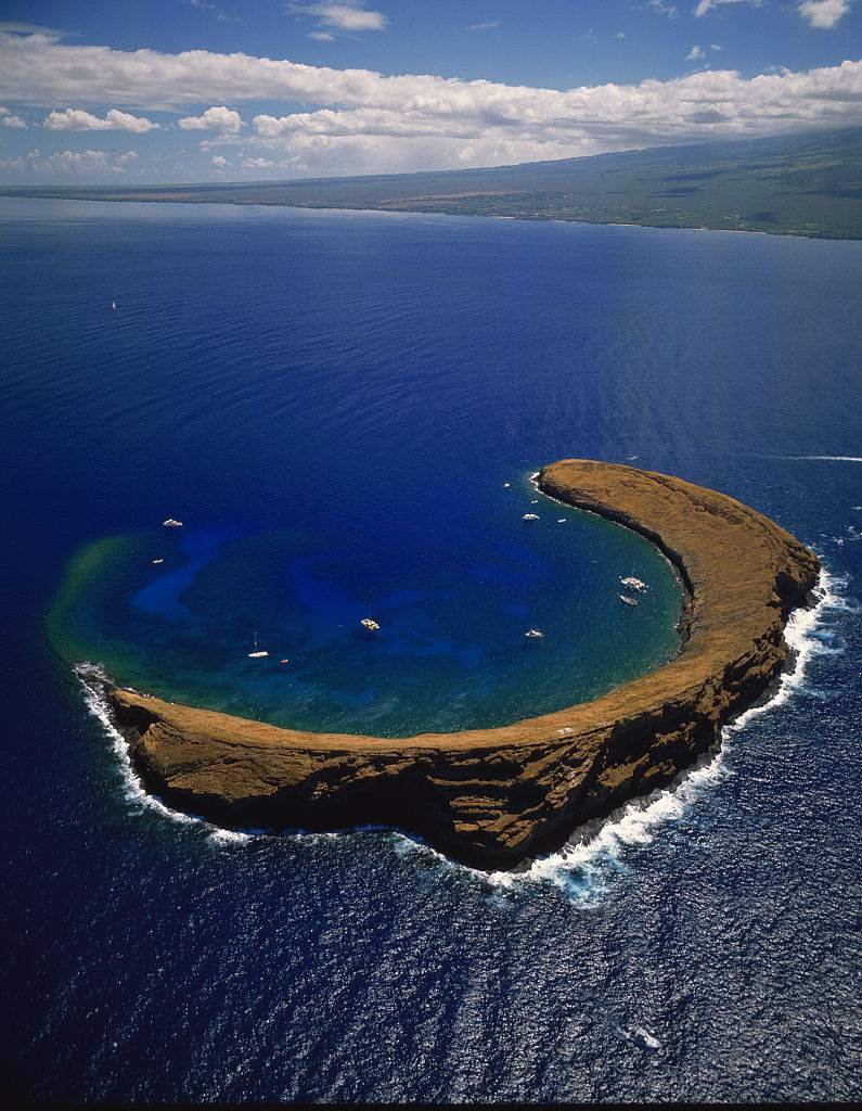 Molokini Atoll, Hawaii