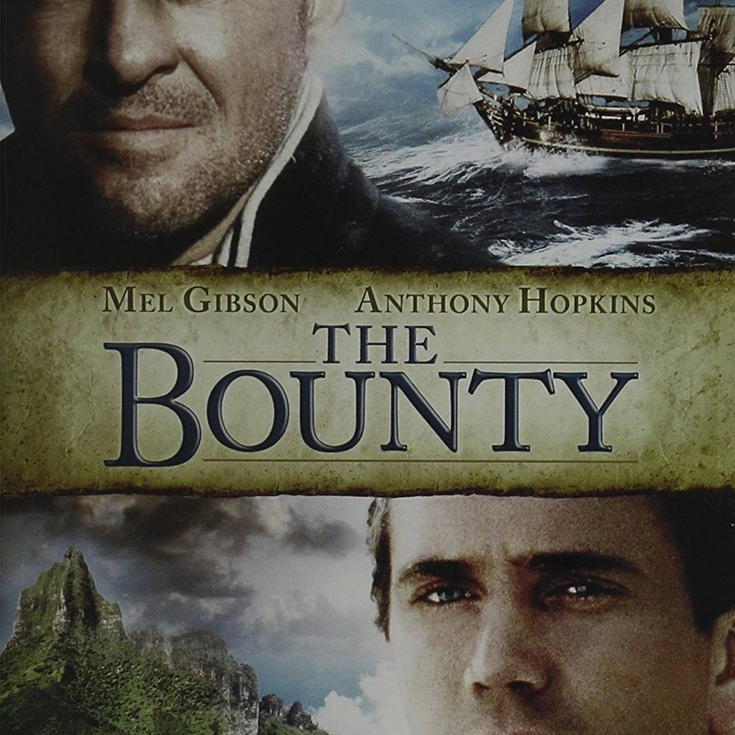 The Bounty dvd cover