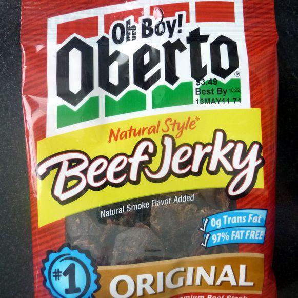 Oberto Beef Jerky